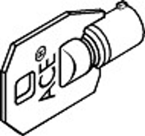 Chicago Tubular cam lock, 15/16  KA PL505