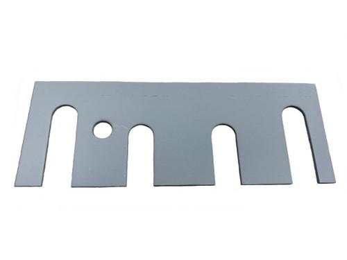 Don-Jo HS 060 16 Gauge Steel Hinge Shim, Prime Coated