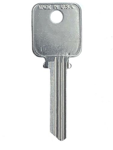 Key blank, Ilco A1638, (6-Pin) Medeco