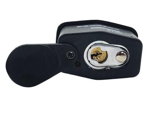 Master Lock 6127LH Pro Series Padlock, Factory Keyed
