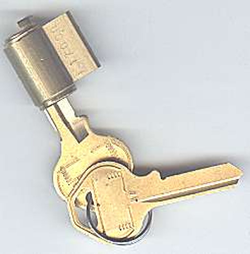 Cylinder, for Padlock 17K Keyway, Factory Keyed (Bump)