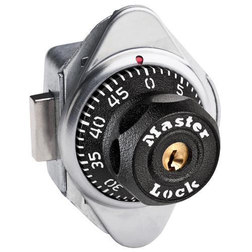 Master Lock No. 1670 Locker Deadbolt, Factory Keyed