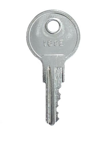 Cut Key, 169E for Hon