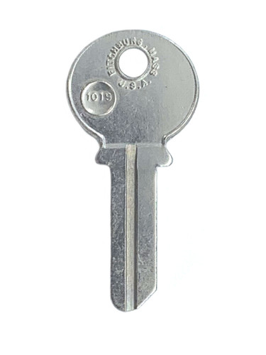 Key Blank, Ilco 1019 for Reading, RE1 5-Pin