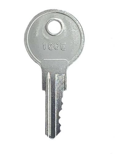 Cut Key, 186E for HON