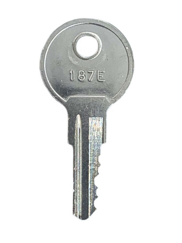 Cut Key, 187E for HON