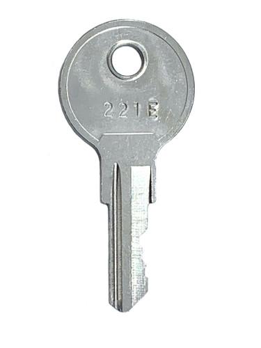 Cut Key, 221E for HON