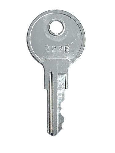 Cut Key, 222E for HON