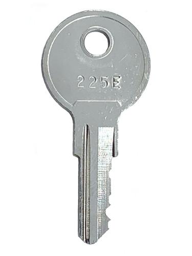 Cut Key, 225E for HON