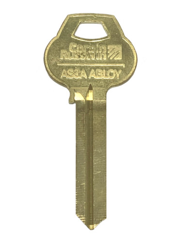 Corbin Russwin L4 7 Pin Key blank, L4-7PIN-10