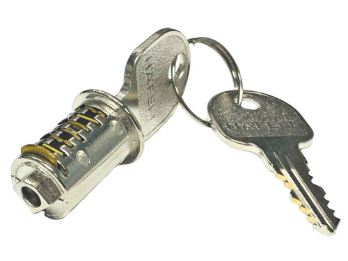 Hafele Symo Cylinder Plug SH1, Keyed Alike 0001