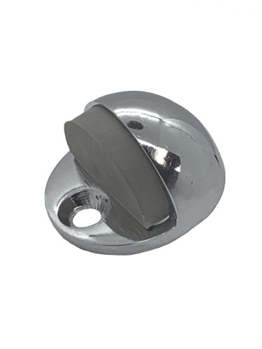 Dome Door Stop, US26 Low Profile