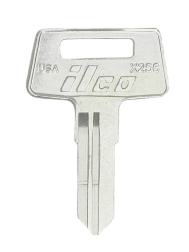 Ilco X256 Key Blank for Kawasaki ATV