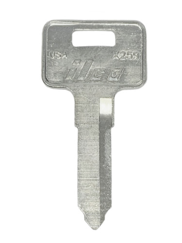 Ilco X259 Key Blank for Kawasaki ATV