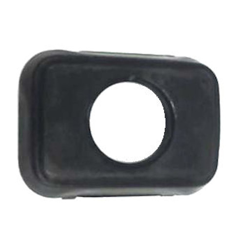 ASP P-42-204 Black Face Cap for Ford Lighted Key Hole, Sold Each