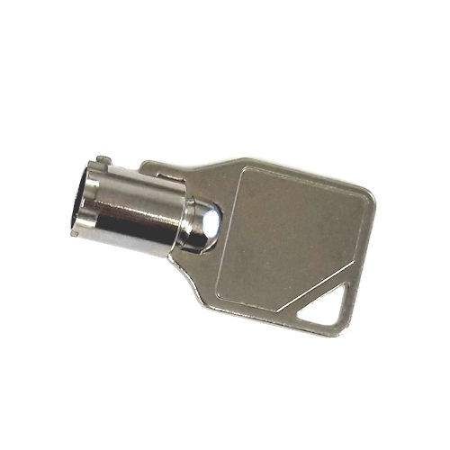 Cut Key 0050 for  Mini Tubular Cam Lock