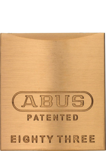 ABUS 83/45-300 SCH W/O Shackle, Body Only