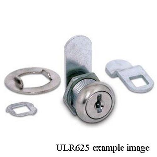 "ESP ULR-437STDKA HL302 7/16"" Cam Lock, Keyed Alike HL302"