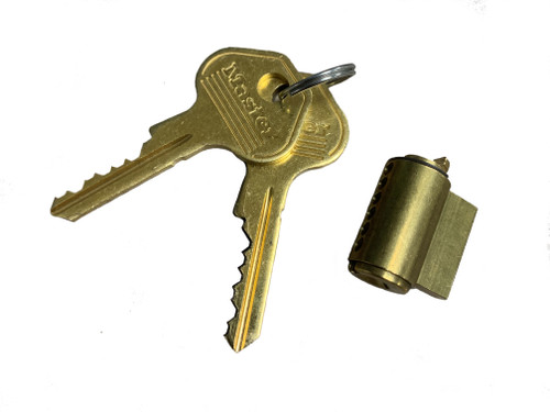 Master Lock 296W7000 Cylinder, for Pro Series 7000B Keyed Different