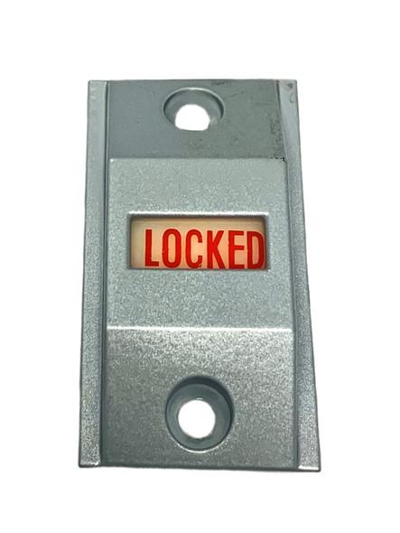 International IDC 4089AL Indicator, For Storefront Deadbolt Lock