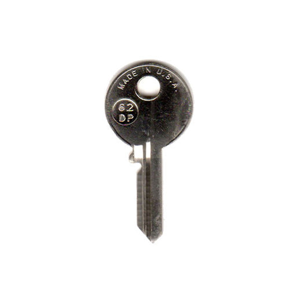 Ilco 62DP Key Blank, British Locks 62DL