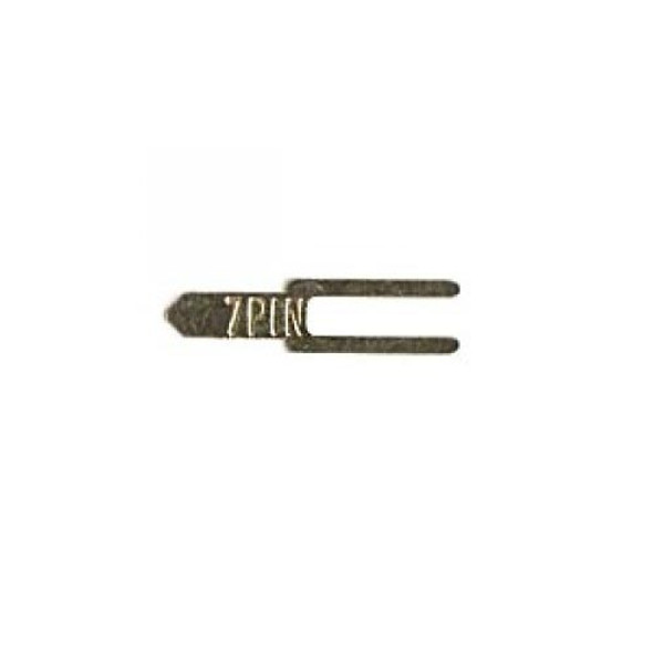 Cal-Royal FORK-7PINICSL Tailpiece, 7 Pin IC Fork for ICSL