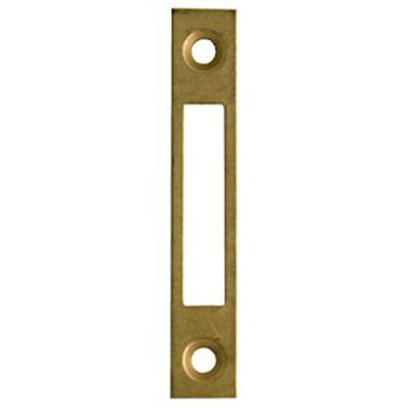 Strike Plate F/Furniture Lock S51