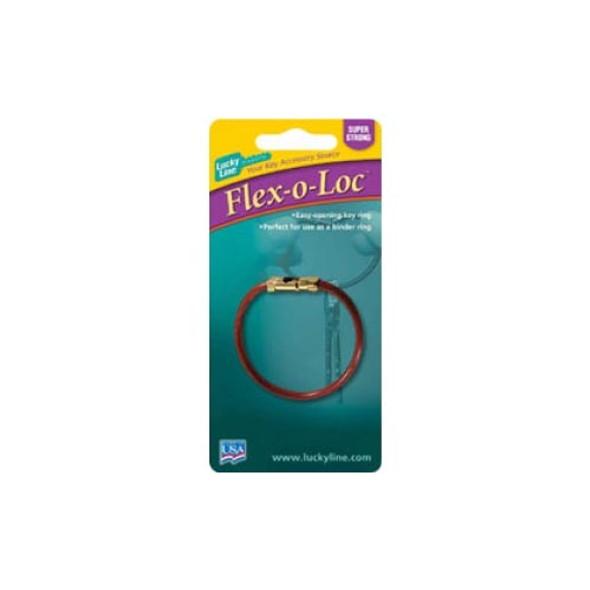 Flex-O-Loc Cable 71101 Mixed Colors