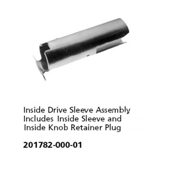 Simplex 201782-000-01 Inside Drive Sleeve Assembly & Retainer