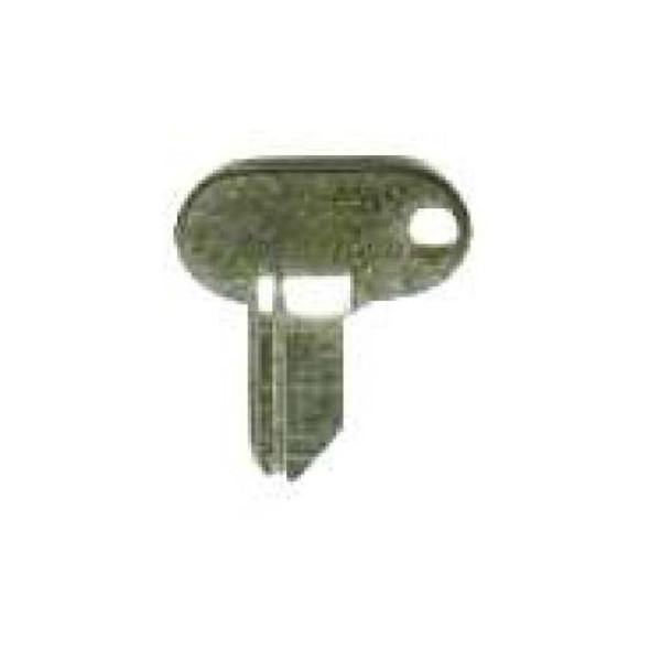 KCS SLGKB Key Blank, for Slide Guard (old Style)