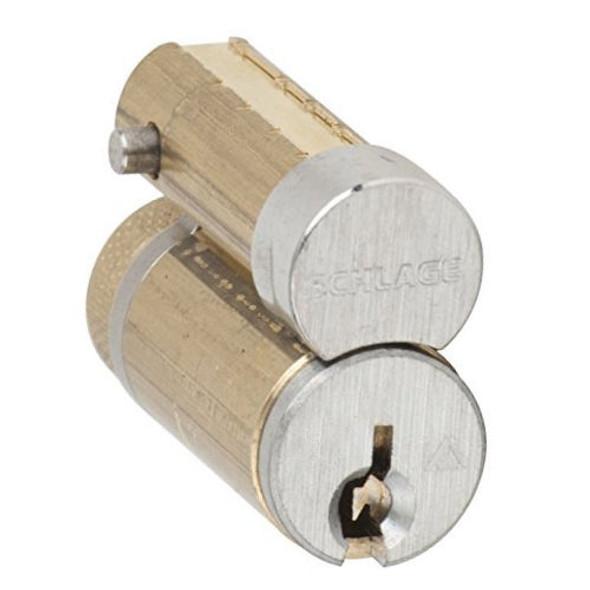 Schlage Core,  23-030C 626 IC Keyed Custom Keyed 2 Keys