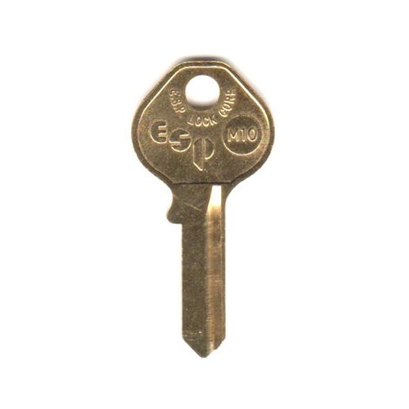 ESP M10 Key Blank for Master 15K