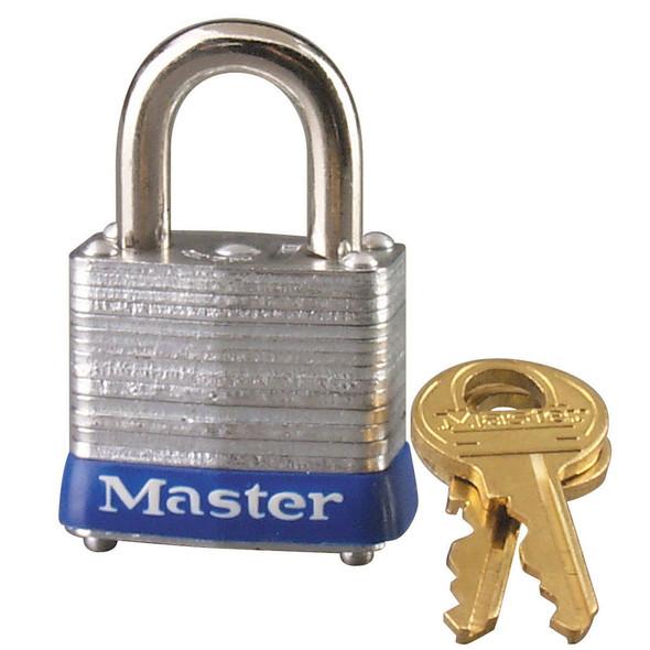 Master Lock 7KA Padlock, Keyed Alike P491