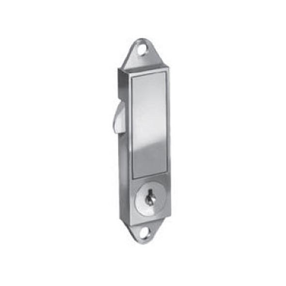 Compx National  C8070-2C KA B135A Panel Lock, Keyed Alike B135A