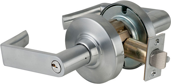 Entry, Lever Rhodes Schlage ND53PD-RHO-626