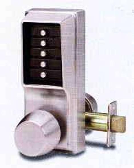 Pushbutton, Knob Lock Simplex 1011-26D