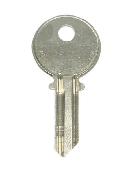 Ilco 999B Key blank, YALE 8, 4 PIN Y220