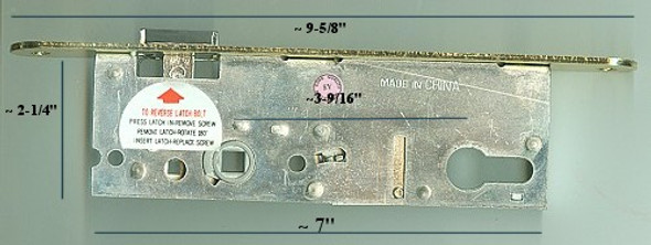 Mortise Lock Body Only for Atrium US3