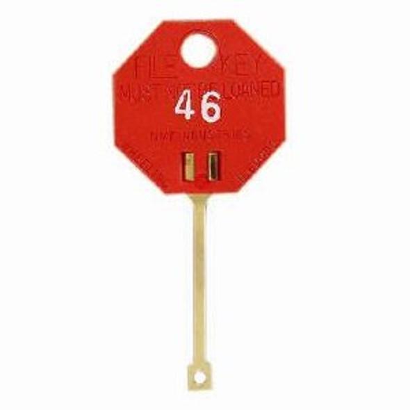 Tag, Octoganol Red 121-140