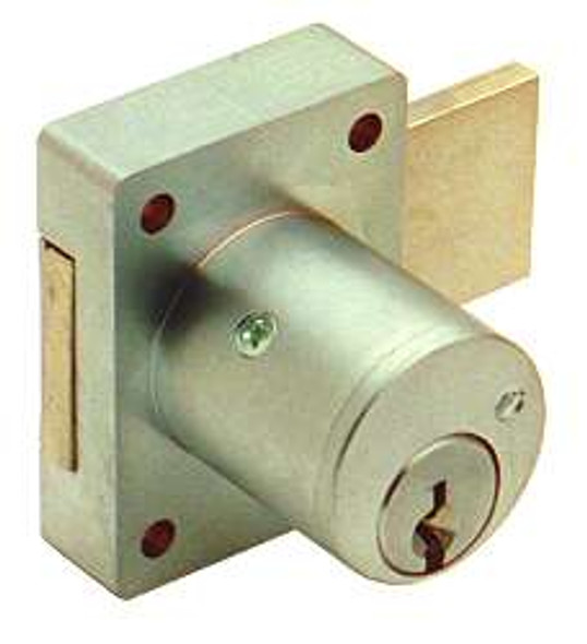 Olympus 700SC Desk Lock, 1-1/8 inch, 26D, Keyed Different