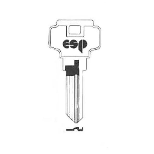 Key blank, ESP DE6 Dexter