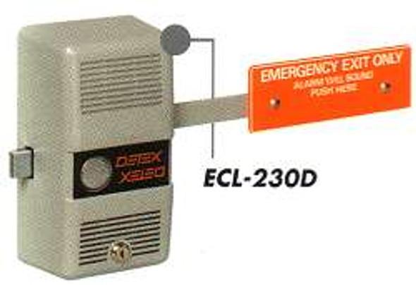 Alarm, Exit ECL-230D Less/Cylinder