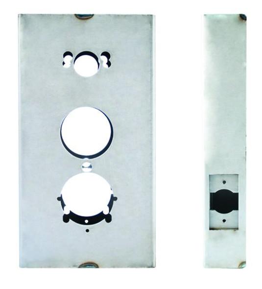 Gate Box, Weldable F/Simplex 1000