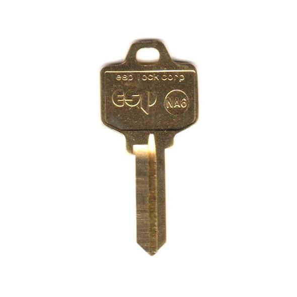 ESP NA6 Key Blank for National