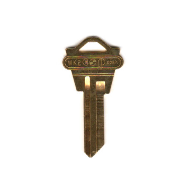 ESP WK2 Key Blank for Weslock
