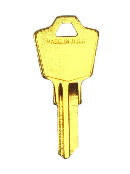ESP ES8 Key Blank for Cam Locks