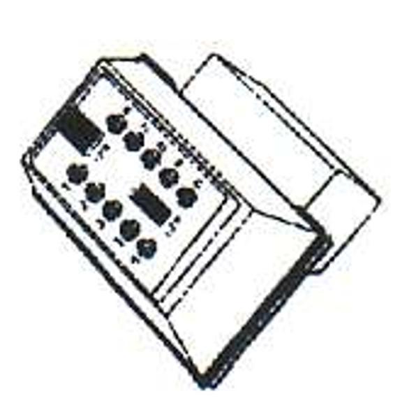 Stor-A-Key J5 Pushbutton 001017, Titanium/Gray
