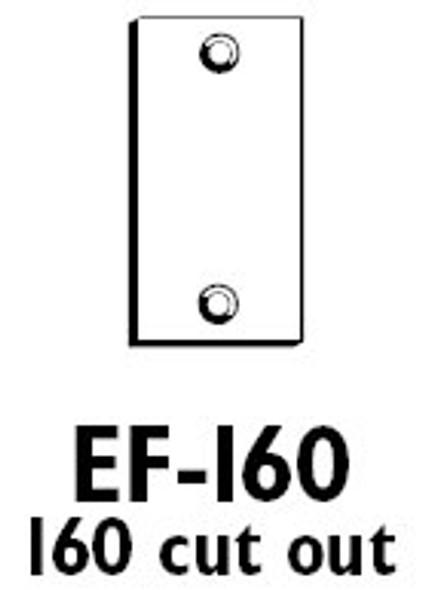Don-Jo EF160 Prime Coat Filler Plate