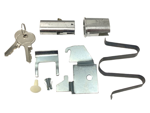 Lock Kit for File Cabinet Fits HON F26 Styles, Keyed Different