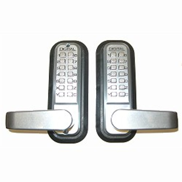 Double Sided Pushbutton Lever, 2835DC SC
